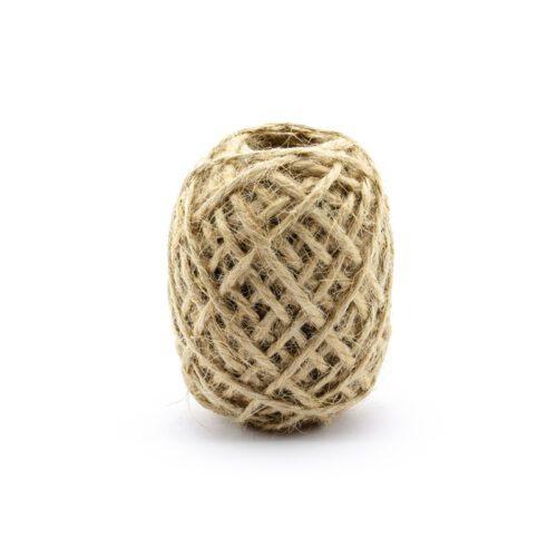 juten touw liefslabel