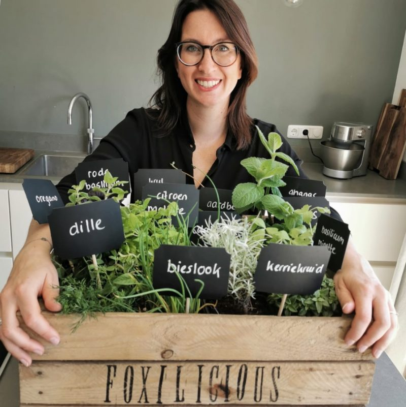 Foodblogger Foxilicious