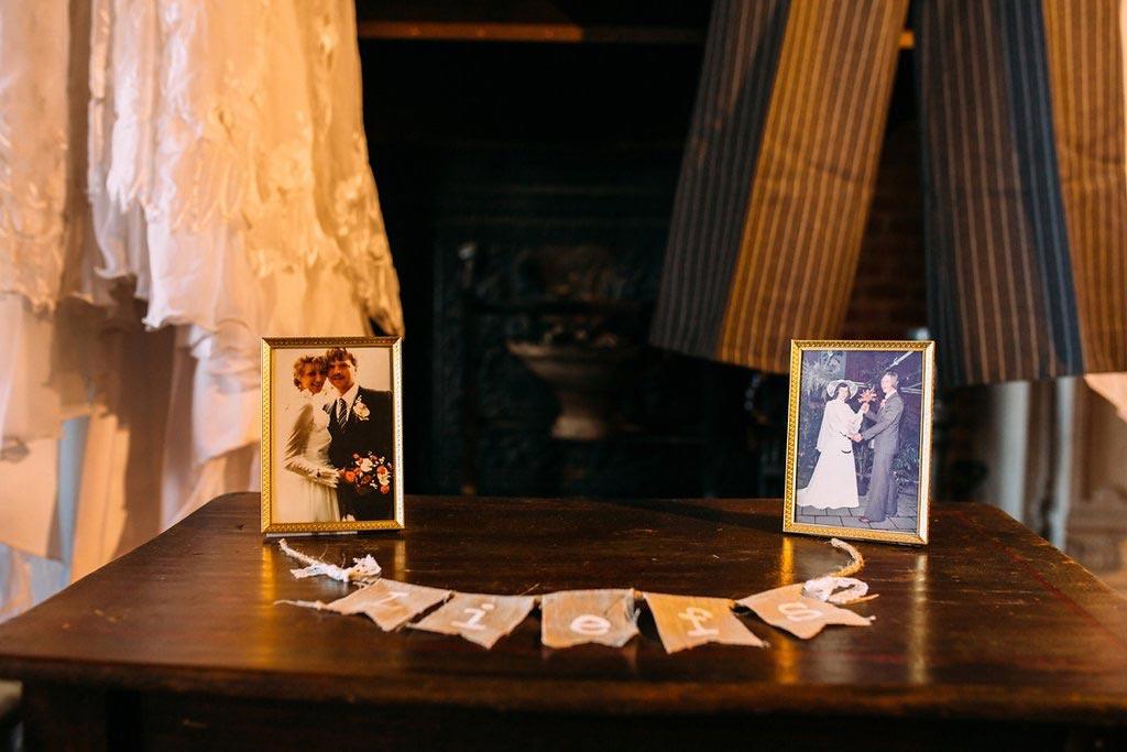 LiefsLabel Bren's Bruiloft Tips Bruidskleding ouders