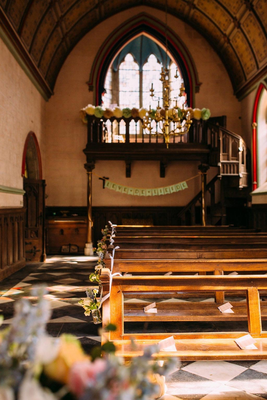 LiefsLabel Bren's Bruiloft Tips Kerkje