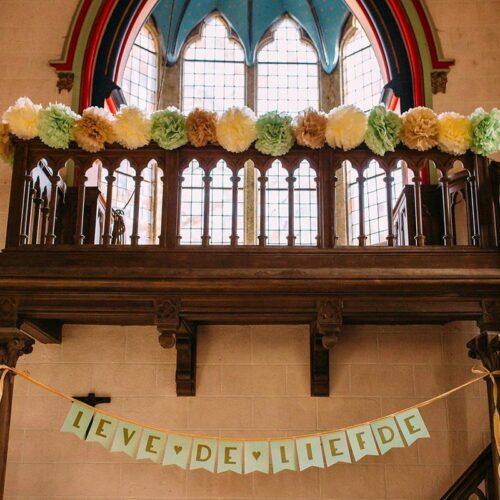 LiefsLabel Bren's Bruiloft Tips Leve de Liefde kapel