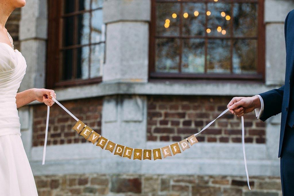LiefsLabel Bren's Bruiloft Tips Leve de Liefde