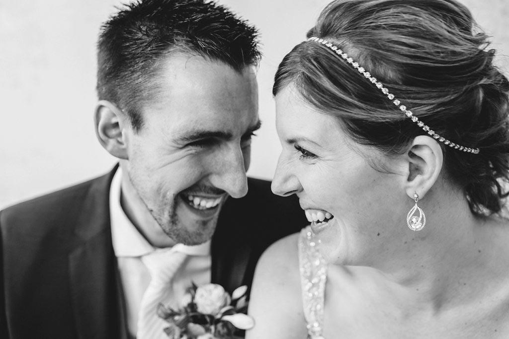 LiefsLabel Bren's Bruiloft Tips Robert & Brenda