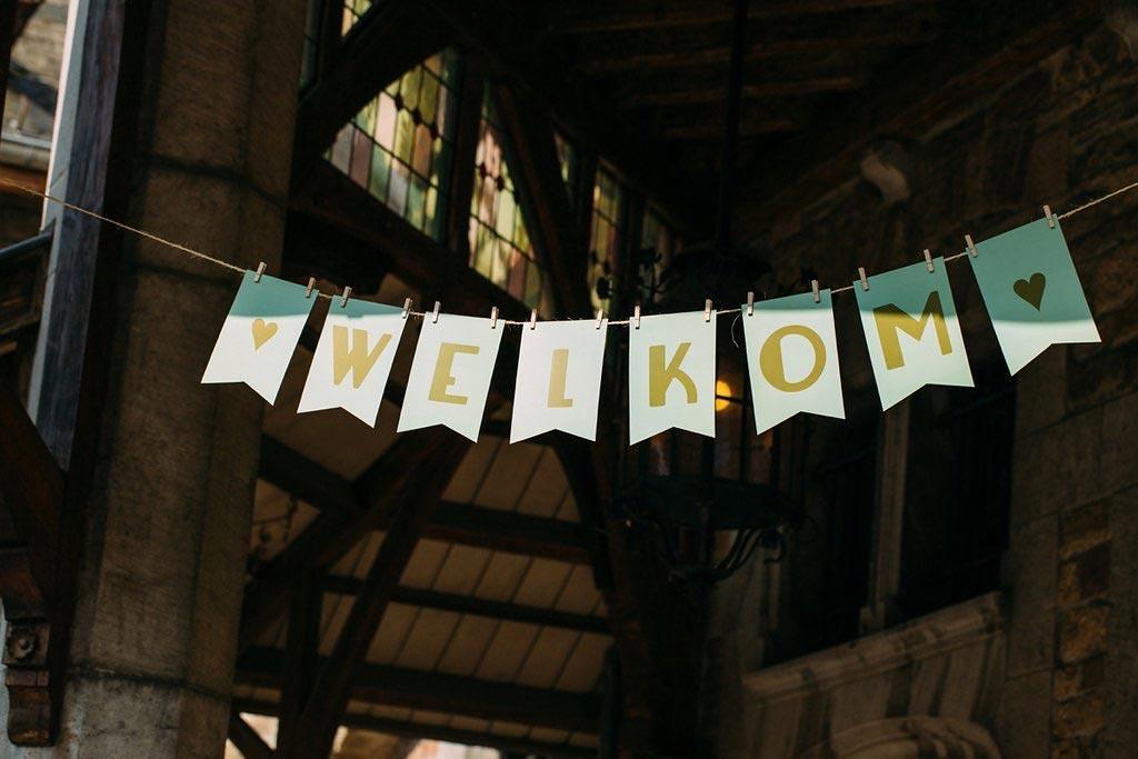 LiefsLabel Bren's Bruiloft Tips Welkom