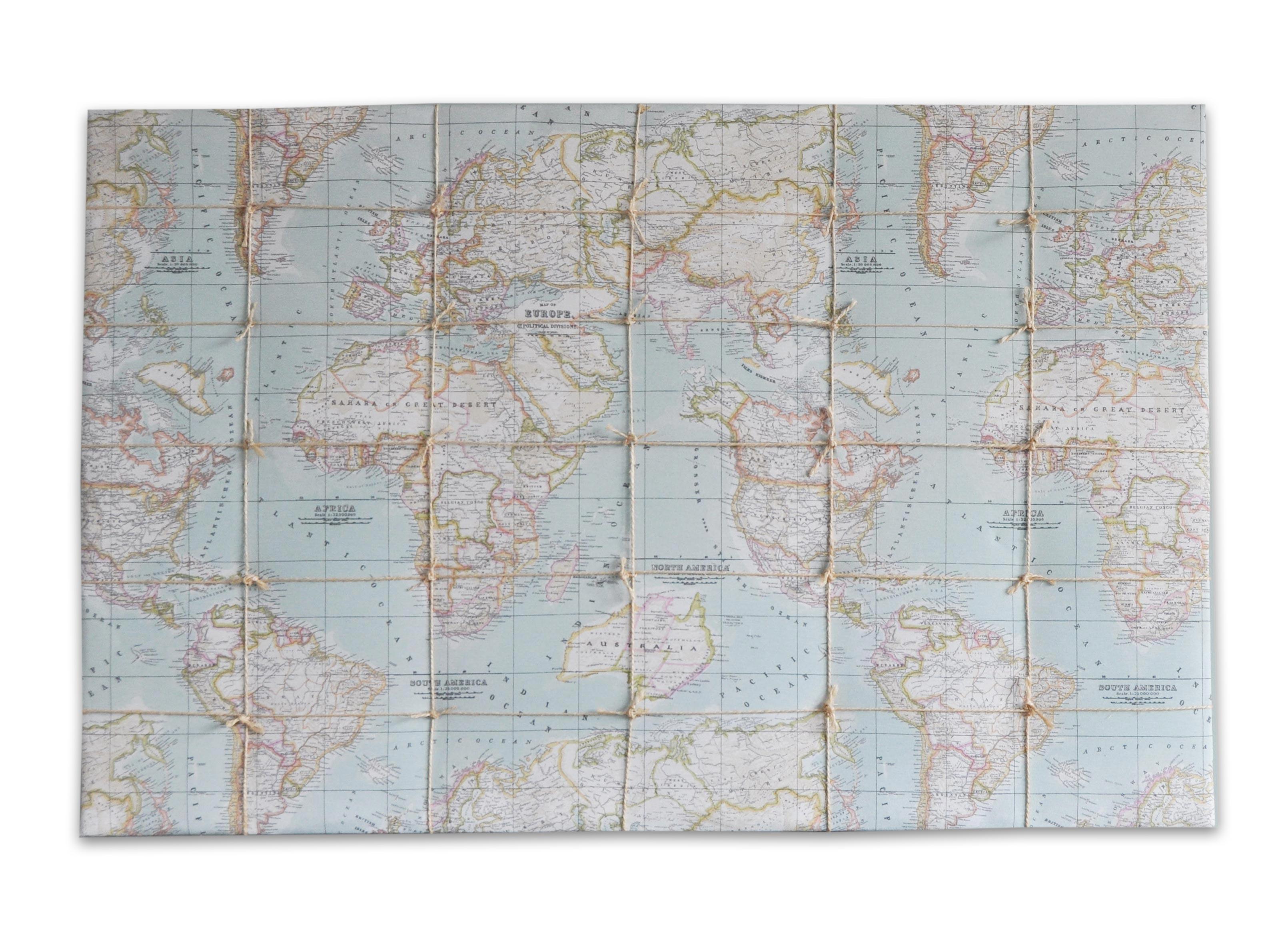 liefslabel-bord-wereldkaart-blanco